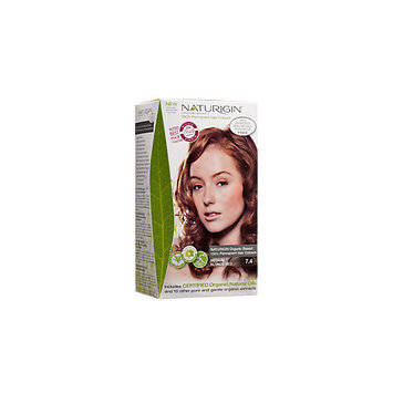 Naturigin 100 Organic Based Permanent Color 7.4