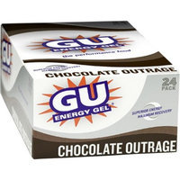 G.U. GU Roctane Ultra Endurance Energy Gel, Variety Pack, 24-Count, 27.09oz