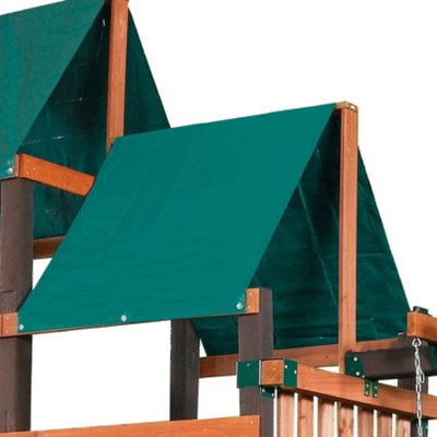 Swing-N-Slide Extra-Duty canopy