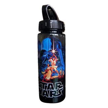 Silver Buffalo Star Wars Classic 20 oz. Tritan Water Bottle