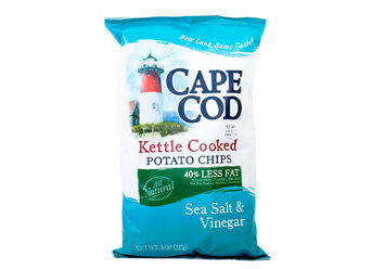 Cape Cod Potato Chips Sea Salt And Vinegar