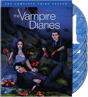 The Vampire Diaries: The Complete Third Season Dvd from Warner Bros.