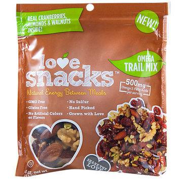 Love Snacks Omega Trail Mix