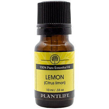 Plantlife Natural Body Care Plantlife Lemon 100% Pure Therapeutic Grade Essential Oil - 10 ml