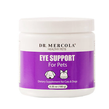 Dr Mercola Eye Support For Pets - 180g