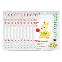NurturMe Yum-a-Roo's, Happy Harvest, 6 ea
