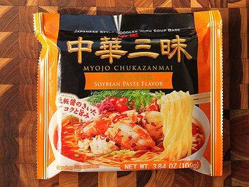Myojo Chukazanmai Instant Ramen Miso Soybean Paste Flavor