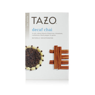Tazo Decaf Chai Filterbag Tea