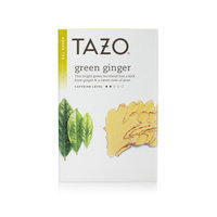 Tazo Green Ginger Filterbag Tea