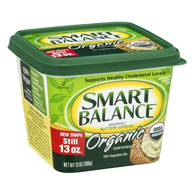 Smart Balance Whipped Buttery Spread Organic