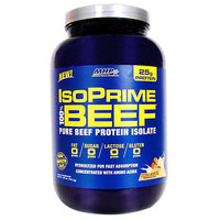 MHP IsoPrime 100% Beef Protein Vanilla Caramel 28 Servings