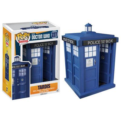 Tardis 6 Inch (Doctor Who) Funko Pop! Vinyl Figure