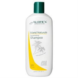 Aubrey Organics - Island Naturals Replenishing Shampoo - 11 oz.