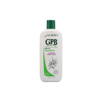 Aubrey Organics GPB Glycogen Protein Balancing Shampoo Lavender Ylang Ylang