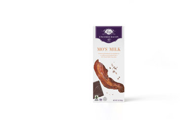 Vosges Mo's Milk Chocolate Bacon Bar