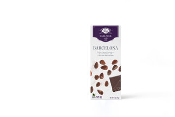 Vosges Dark Milk Barcelona Bar