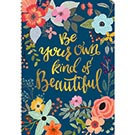 Be Your Own Beautiful 2017 Weekly Planner