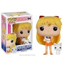 SAILOR MOON - VENUS W/ ARTEMIS (VFIG) by FUNKO POP ANIME: