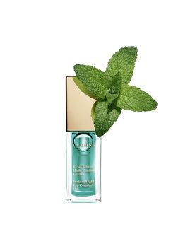 Clarins Instant Light Lip Comfort Oil Mirabelle Field Mint