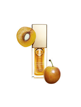 Clarins Instant Light Lip Comfort Oil Mirabelle Plum