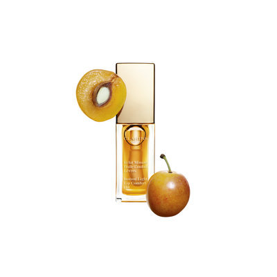 Clarins Instant Light Lip Comfort Oil Mirabelle Plum