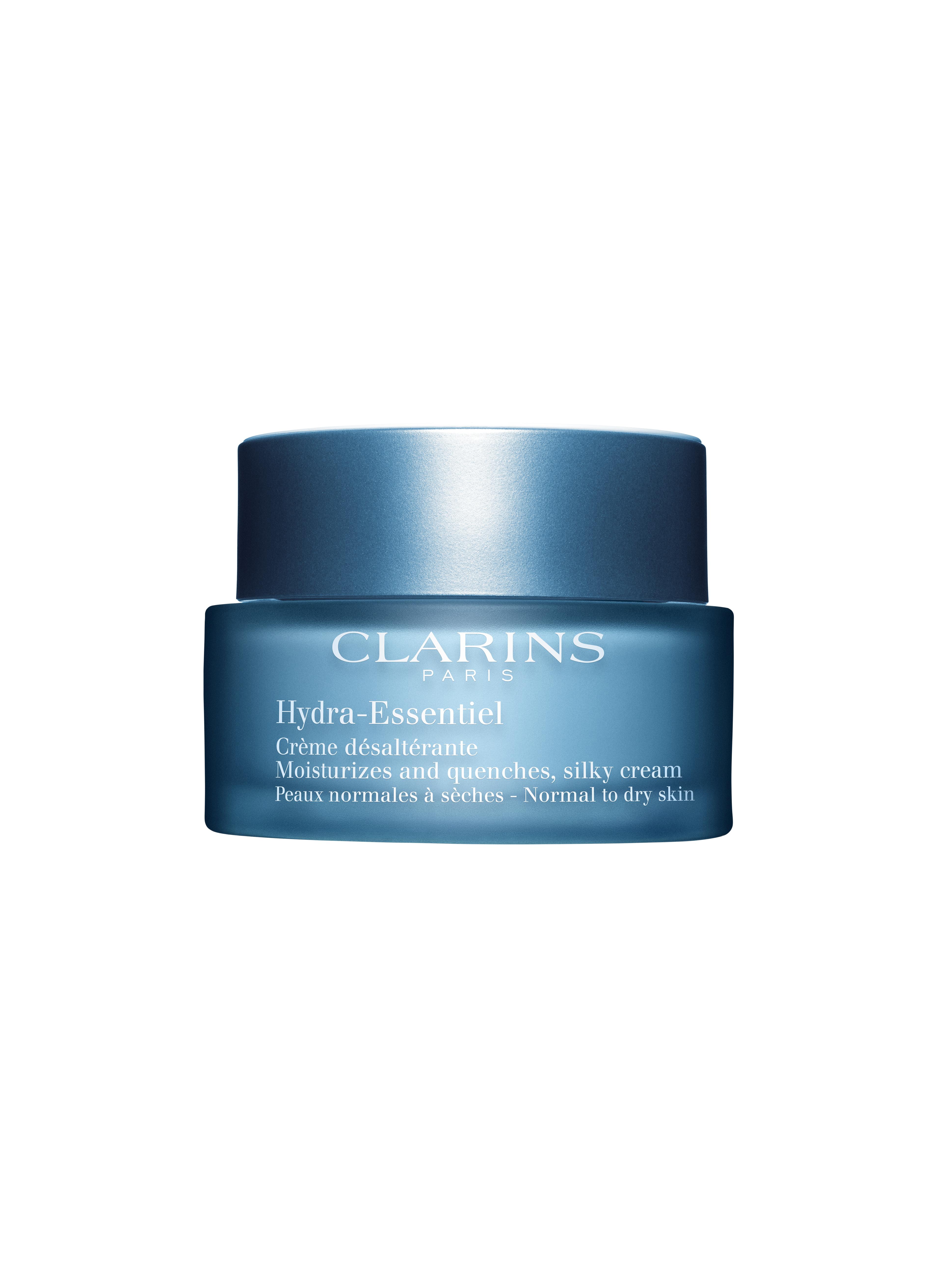 NEW! Clarins Hydra-Essentiel Silky Cream