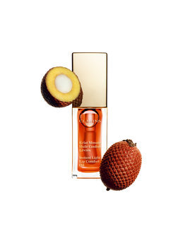 Clarins Instant Light Lip Comfort Oil Mirabelle Organic Buriti