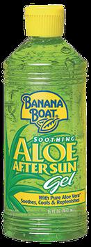Banana Boat Aloe Vera After Sun Gel