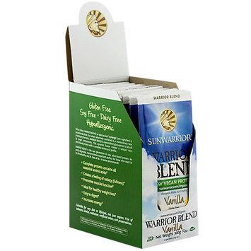Sun Warrior Warrior Blend Vanilla Packets