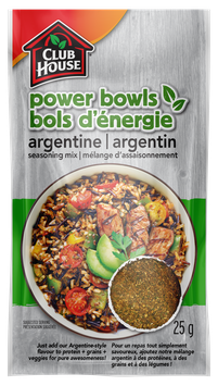 Club House Power Bowl Seasoning Mix