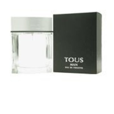 TOUS MAN by Tous for MEN: EDT .15 OZ MINI (note* minis approximately 1-2 inches in height)