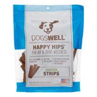 Dogswell Happy Hips Chicken Breast Jerky Dog Treats, 12 oz.