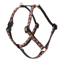 Lupine Pet Lupine 1/2 Inch Love Struck Roman Dog Harness
