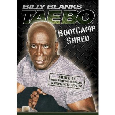 Starz / Anchor Bay Starz Blanks Billy-tae Bo Bootcamp Shred [dvd]