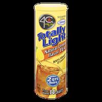 4C Totally Light Sugar Free Natural Lemon Flavor Tea Drink Mix - 7 CT
