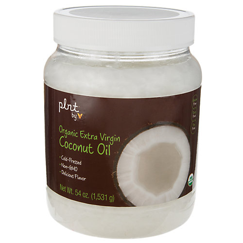 Plnt Coconut Oil