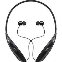 Lg - Tone Ultra Bluetooth Stereo Headset - Black
