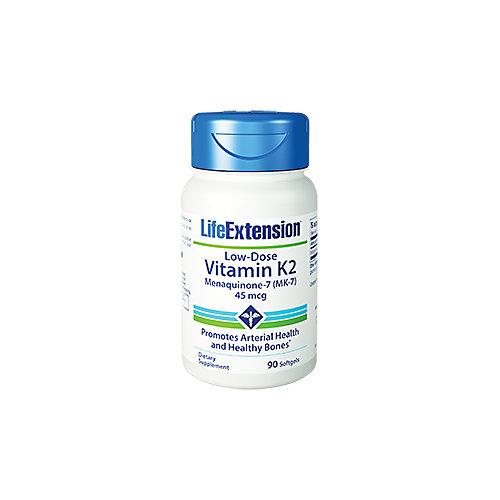 Life Extension Low Dose Vitamin K2 MK7