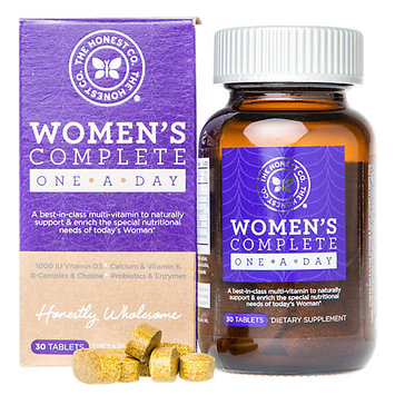 The Honest Co. Women's Once Daily Multi-Vitamin
