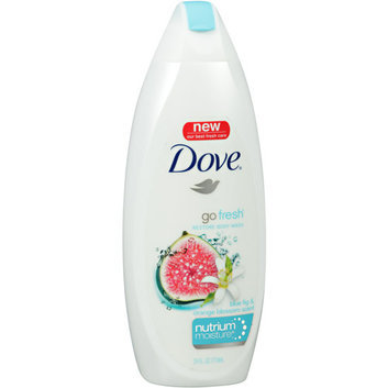 Dove Blue Fig & Orange Blossom Scent Body Wash