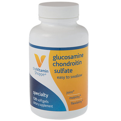 The Vitamin Shoppe Glucosamine/Chondroitin Sulfate