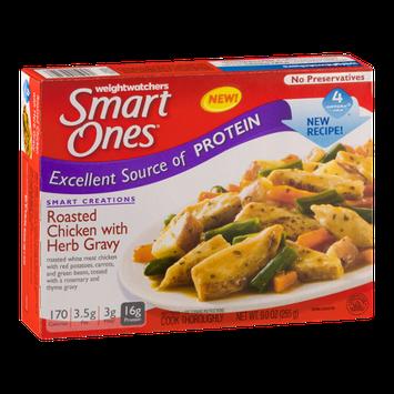 Weight Watchers Smart Ones Roasted Chicken With Herb Gravy