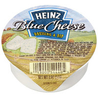 Heinz Blue Cheese Dressing & Dip, 2 oz