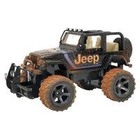 Golden Bright New Bright 1:15 R/C Full Function Mud Slinger Jeep