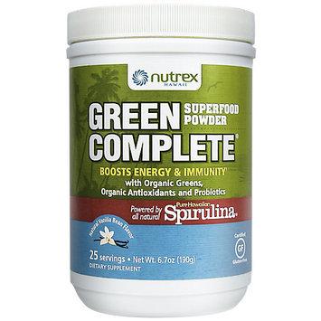 Nutrex Green Complete Superfood Powder