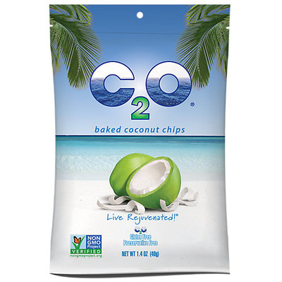 C2O Baked Coconut Chips, 1.4 Ounce (Pack of 12)