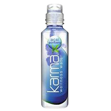 Karma - Wellness Water Balance Acai Pomberry - 12 Bottles