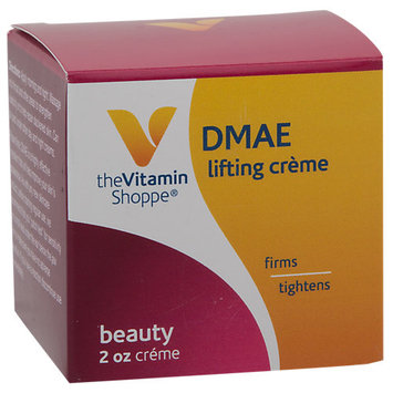 The Vitamin Shoppe DMAE Beauty Creme