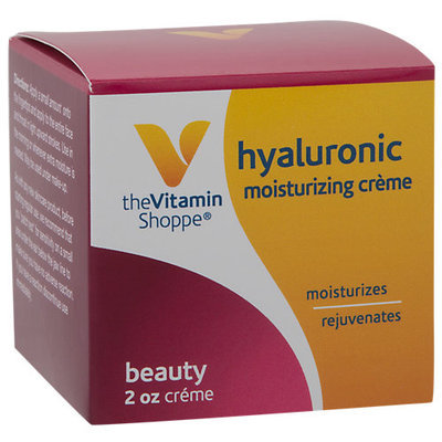 The Vitamin Shoppe Hyaluronic Beauty Creme