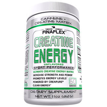 Finaflex (redefine Nutrition) Creatine Energy Unflavored - 11 oz (312 G)